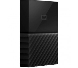 "Western Digital My Passport Portable 4tb Black 2.5"" Usb3.0. Built-in 256-bit Aes Hardware Encryption"