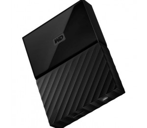 "Western Digital My Passport Portable 2tb Black 2.5"" Portable Usb3.0. Built-in 256-bit Aes Hardware"