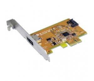 Sunix Sata1616 Pci Express Sata 3.0 Card 6Gbit/ S - 1 Internal And 1 External Port Sata1616