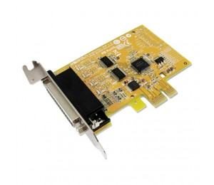 Sunix Mio6479al Pcie 2-port Serial Rs-232 & 1-port Parallel Ieee1284 Card - Low Profille Mio6479al