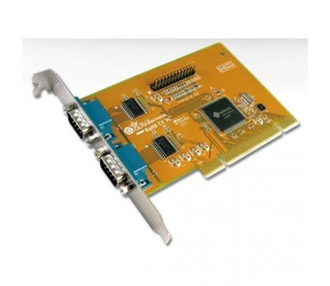 Sunix Mio5079A Pci 2-Port Serial Rs-232 And 1-Port Parallel Ieee1284 Card Mio5079A