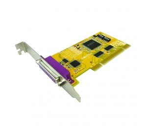 Sunix Par5008R Pci 1-Port Remappable Parallel Ieee1284 Card Sun-Par5008R