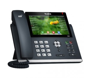 Yealink T48S 16 Line 7' Touch LCD IP Phone 2x GbE USB SIP-T48S
