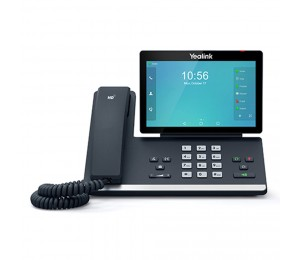 "Yealink T56a 16 Line Ip Hd Android Phone 7"" 1024 X 600 Colour Touch Screen Hd Voice Dual Gig Ports"