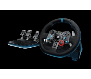 Logitech G29 Driving Force Racing Wheel PS3 & PS4 941-000115