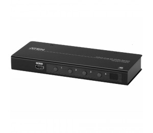 Aten 4-Port True 4K Hdmi Switch Vs-481C