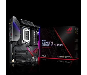 Asus Rog Zenith Extreme Alpha X399 Hedt Gaming Motherboard Amd Threadripper 2 (Tr4) Eatx Ddr4