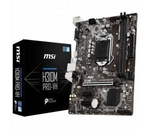 Msi H310M Pro-Vh Matx Motherboard - S1151 8Gen 2Xddr4 3Xpci-E 2Xusb3.1 4Xusb2.0 1Xhdmi 1Xd-Sub