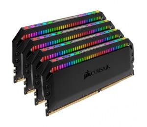 Corsair Dominator Platinum Rgb 32Gb (4X8Gb) Ddr4 3200Mhz CMT32GX4M4C3200C16