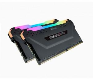 Corsair Vengeance Rgb Pro 16Gb (2X8Gb) Ddr4 3600Mhz C18 Desktop Gaming Memory Cmw16Gx4M2Z3600C18