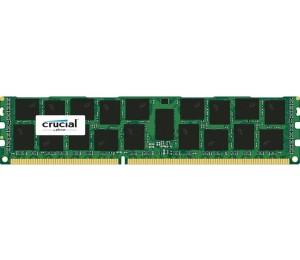 Crucial 16gb (1x16gb) Ddr3 1600mhz Ecc Registered Rdimm 1.35v Ct16g3ersld4160b