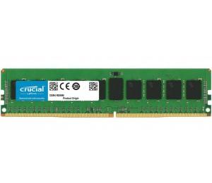 Crucial 32GB (1x32GB) DDR4 2666MHz ECC Registered RDIMM CL19 CT32G4RFD4266