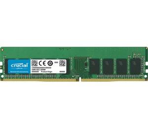 Crucial 8GB (1x8GB) DDR4 2400MHz ECC Registered RDIMM CL17 CT8G4RFS424A