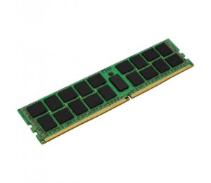 Kingston 16Gb (1X16Gb) Ddr4 Rdimm 2400Mhz Cl17 1.2V Ecc Registered Valueram Single Stick Server