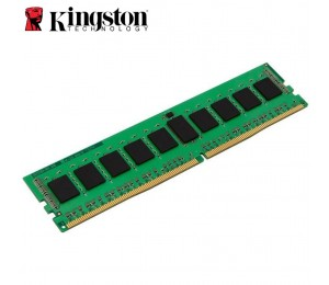 Kingston 8gb (1x8gb) Ddr4 Udimm 2666mhz Cl19 1.2v Unbuffered Valueram Single Stick Desktop Pc Memory
