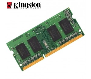 Kingston 8gb (1x8gb) Ddr4 Sodimm 2666mhz Cl19 1.2v Unbuffered Valueram Single Stick Notebook Laptop