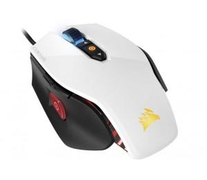 Corsair M65PRO White RGB FPS Gaming Mouse White Body 8200dpi 16.8M Color CH-9300111-AP