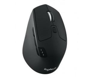 Logitech M720 Triathlon Multi-Device Wireless Bluetooth Mouse With Flow Cross-Computer Control