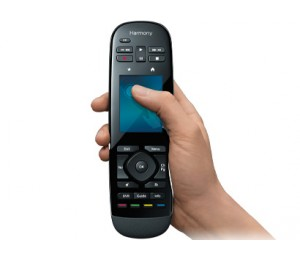 Logitech Harmony Ultimate One Touch Screen IR Remote 915-000249