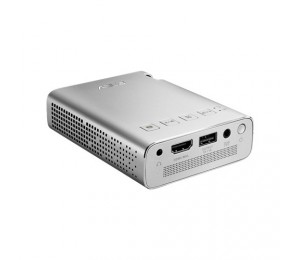 Asus Zenbeam E1 Pocket Led Projector 150 Lumens Built-In 6000Mah Battery Up To 5-Hour Projection