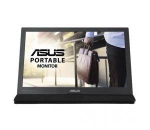 Asus Zenscreen Mb16ac Portable Usb Monitor- 15.6 Inch Full Hd Hybrid Signal Solution Usb Type-c