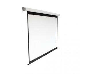 "Brateck Projector Electric Screen 135"" (3Mx1.68M) Electric Screen (16:9 Ratio) Psaa135"