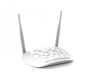 TP-Link TD-W8961N N300 Wireless N ADSL2+ Modem Router 2.4GHz (300Mbps) 4x100Mbps LAN RJ11 2x5dBi Antennas
