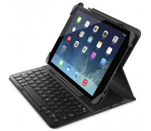 Belkin Qode Slim Folio Case Cover With Bluetooth Keyboard For Ipad 2017 2018 Air Air 2 Ultra Thin