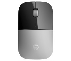 Hp Z3700 Silver Wireless Mouse 2.4Ghz 16 Months Battery Life 10M Range X7Q44Aa