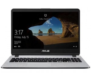 "Asus Vivobook A507Ua Notebook 15.6"" Hd Intel I5-8250U 8Gb Ddr4 256Gb Sata Ssd Uhd 620 Wifi Bt Vga"