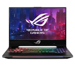 "Asus Rog Gl504Gv Strix Scar Ii Gaming Notebook 15.6"" "" Fhd 144Hz I7-8750H 16Gb Ddr4 512Gb Ssd Rtx2060"