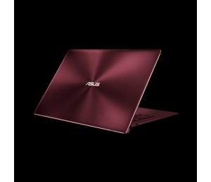 "Asus Zenbook Ux391Ua Red Ultrabook 13.3"" Fhd I7-8550U 8Gb 512Gb Ssd M.2 Uhd620 Win 10 Pro Backlit"