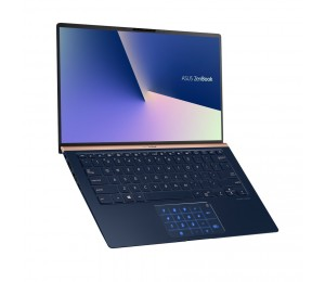 "Asus Zenbook Ux433Fn 14"" Fhd Intel I7-8565U 16Gb 512Gb M.2 Ssd Mx150 2Gb Windows 10 Pro Backlit"