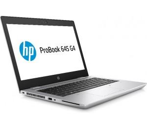 """Hp Probook 645 G4 Notebook 14"""" Fhd Amd Ryzen 5 Pro 8Gb Ram 256Gb Ssd Win10 Pro 5Dl98Pa"""