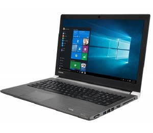 "Toshiba A50-C Notebook Intel I5-8250U 8Gb Ram 256Gb Ssd 15.6"" Fhd Dvdrw Windows 10 Professional"