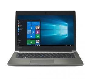 "Toshiba Portege Z30 Ultrabook 13.3"" Fhd Touch Intel I5-6200U 8Gb Ddr3L 256Gb Ssd Windows 10 Pro"