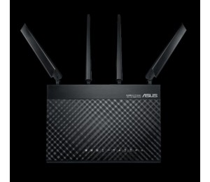 Asus 4g-ac68u Wireless Lte Modem Router Ac1200 3g/ 4gsupport 4g Lte And Gigabit Ethernet Dual-wan