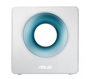 Asus Blue Cave Ac2600 Dual Band Wifi Router For Smart Home Complete Network Security With Aiprotection