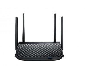 ASUS RT-AC58U Gigabit Wireless Router AC1300 MU-MIMO 4 x LAN Ports 2 x USB 4 x High Performance