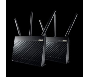 Asus Aimesh Ac1900 Whole Home Wifi System (rt-ac68u Aimesh 2 Pack) Rt-ac68u Aimesh 2 Pack