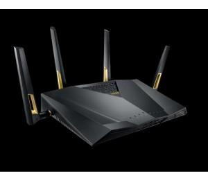Asus Rt-Ax88U Ax6000 Dual Band 802.11Ax Wifi Router Mu-Mimo Ofdma Rt-Ax88U