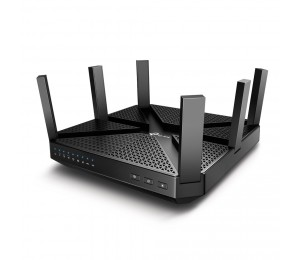 Tp-link Archer C4000 Ac4000 4000mbps Wireless Tri-band Mu-mimo Gigabit Router 1625mbps@5ghz 750mbps@24ghz