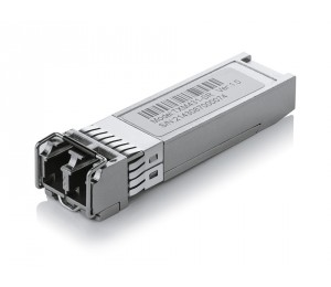 TP-Link TXM431-SR 10G Base-SR SFP+ LC Transceiver Compatible with T3700 T2700 T1700 series switches