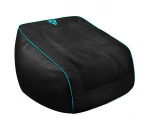 Thunderx3 Db5 Console Bean Bag - Black/ Cyan Db5-bc