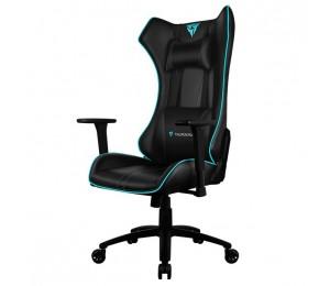 Thunderx3 Uc5 Hex Rgb Lighting Gaming Chair - Black/ Cyan Uc5-bc