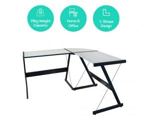 Mbeat Activiva Solano L-Shape Modern Computer Desk Aca-Cdk-1K