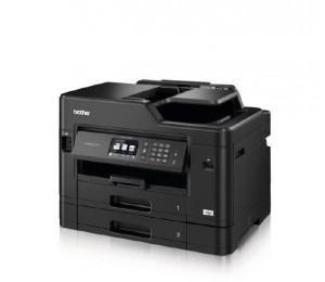 Brother J5730DW A3 Inkjet MFC Wireless, 2nd Tray, 9.3cm Touch Screen, 1 Yr Warranty MFC-J5730DW