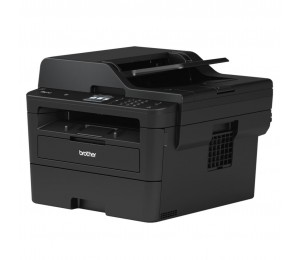 Brother L2750DW A4 Wireless Compact Mono Laser Printer All-in-One with 2-Sided Print/ Scan/ Copy/