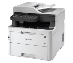 Brother Mfc-l3745cdw Wireless Networkable Colour Laser Mfc 22 Ppm With 250 Sheet Capacity. Led
