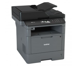 Brother MFC-L5755DW WIRELESS HIGH SPEED MONO LASER MULTI-FUNCTION CENTRE WITH 2-Sided PRINTING